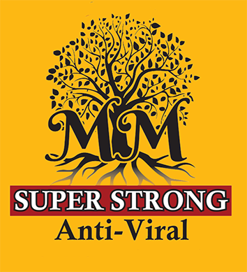 MM Super Strong Anti-Viral, Anti Bacterial, 100% Natural and Immune Boosting Tonic